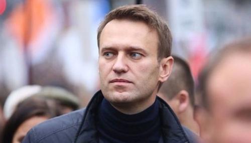 Читать: Новая карикатура на возвращение Навального в Россию