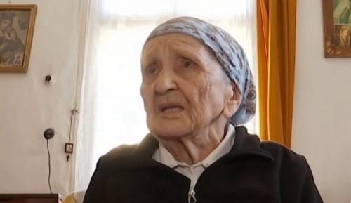 93-летняя женщина попала в Книгу рекордов Украины благодаря шпагату