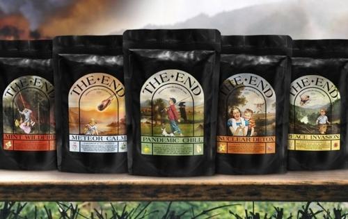 Наслаждайтесь неизбежным: в Испании создали чай со вкусом Апокалипсиса