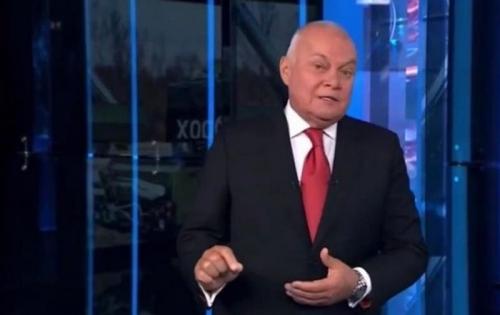 Киселев связал рейтинги Зеленского с волосами на его груди