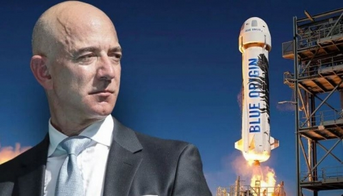 Безоса предлагают не пускать на Землю после полета в космос: петицию подписали 45 тысяч человек