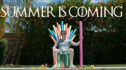 Лето в Украине высмеяли новыми мемами